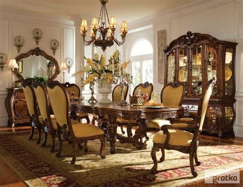 High End Dining Room Chairs by Stylowy Wypoczynek Meble Do Salonu Stylowe King Royal