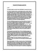 Ned Essay by Ned Essay Gcse Marked By Teachers