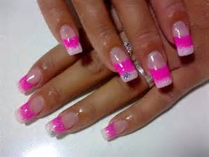 Acrylic nails designs for beginners latest summer nail colours summer