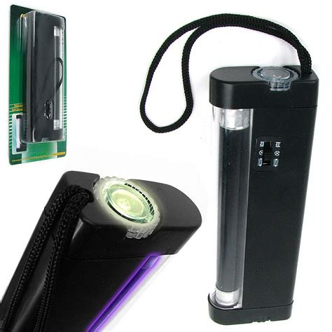 Battery Money Detector 2in1 With Torch 2 in 1 uv torch light and uv counterfeit money detector