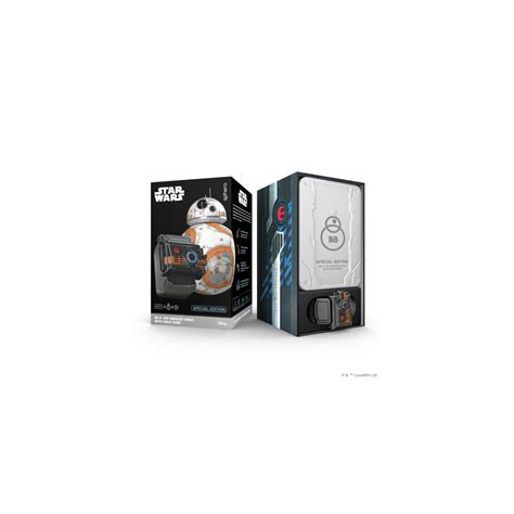Sphero Special Edition Battle Worn Bb 8 With Band sphero special edition battle worn bb 8 with band