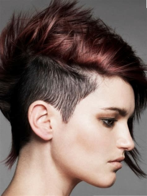 picture of womens short haircutbin back and longwr in front stylish haircuts