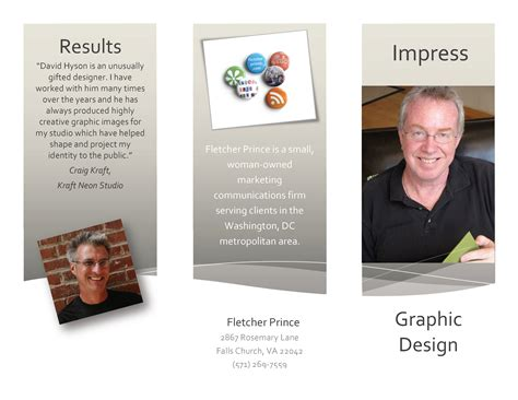 professional brochure template professional brochure design exles 101greatbrochures