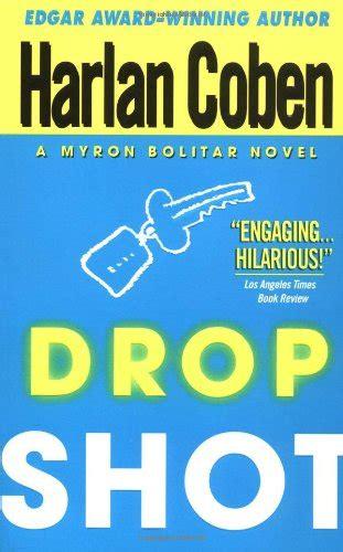 libro the drop libro drop shot di harlan coben