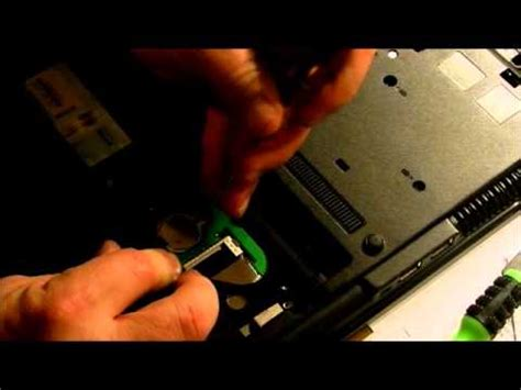 reset bios hp probook 4520s how to remove or replace a hp probook 4320s cmos battery