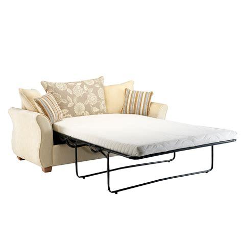 cream ottoman bed sofa bed cream catalina modern sofa bed in cream faux