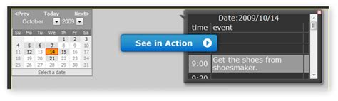 Calendar Extension Safari Calendar Tooltips Bundle Extensions Dmxzone