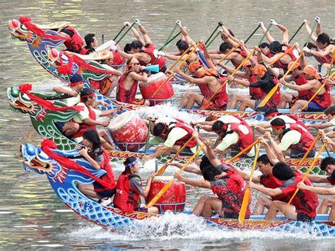 dragon boat festival edgewater athletes compete in the dragon boat festival in taipei s