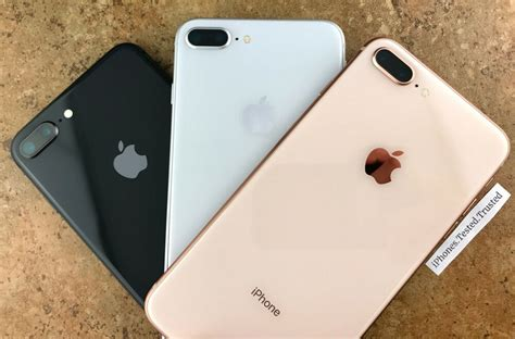 apple iphone 8 plus 64gb 256gb space gray silver gold unlocked at t t mobile ebay