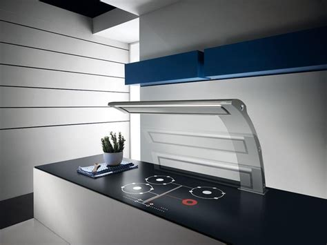 Hotte Encastrable Plan De Travail 3635 by Hotte D 233 Corative Design Comme Un Point Focal Dans La Cuisine
