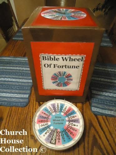 Bible Wheel Of Fortune Game For Children I Am Going To Make This Out Of The Board My Wheel Of Fortune Classroom