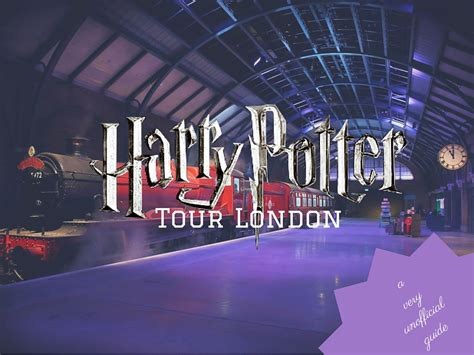 Harry Potter Tour London | a guide to visiting the warner bros studios making of