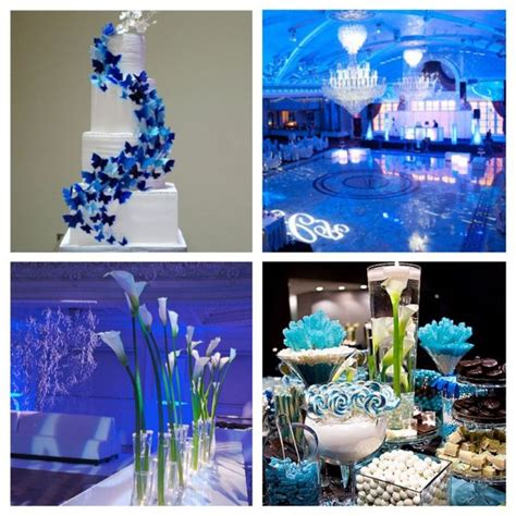 17 best ideas about blue wedding cupcakes on blue wedding cakes cupcake wedding