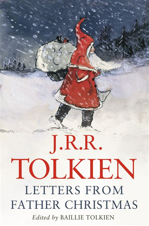 nose in a book review letters from father christmas by j r r tolkien