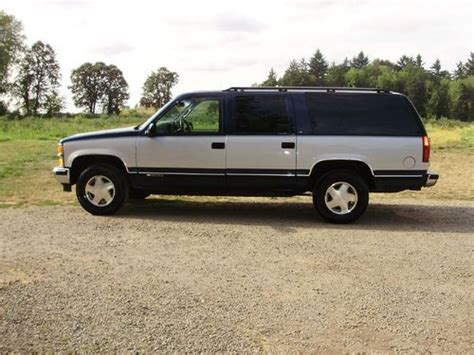 service manual car manuals free online 1996 chevrolet suburban 1500 transmission control