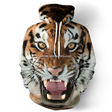 promotional new fashion 2015 tiger color