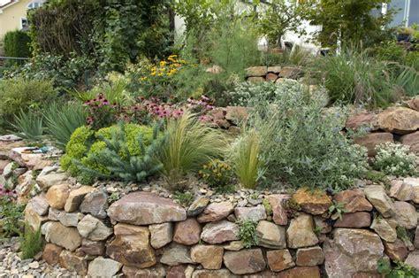 Steingarten Ideen