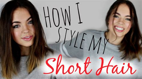 how to style short hair transsexuals how to style short hair 3 easy hairstyles youtube