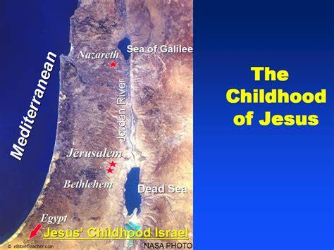 bethlehem jerusalem map new testament maps ebibleteacher