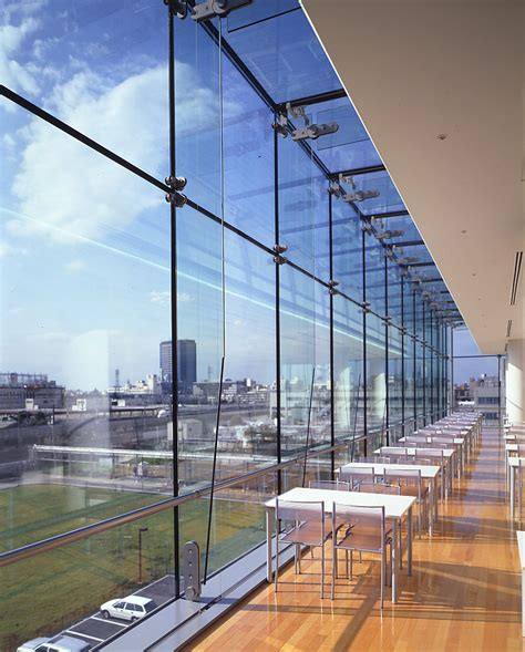 glass fin curtain wall glass curtain wall office lobby pinterest glasses