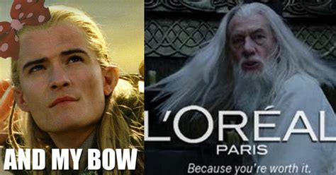 The Lord Of The Rings Memes - 25 funniest lord of the rings memes that only its true