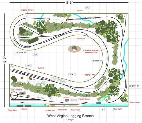 layout design model railroad sle model railroad designs custom model railroads