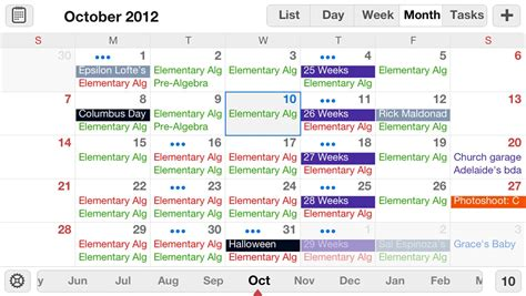 Calendars 5 Review Calendars By Readdle For Iphone And Review Imore
