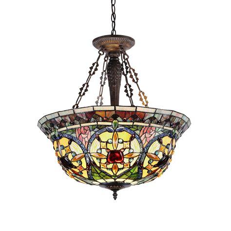 chloe lighting victorian  light harlan inverted ceiling