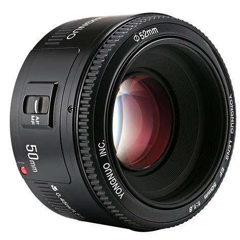 Yongnuo Yn 50mm F 1 8 For Canon lente yongnuo 50mm f 1 8 para canon fotoplus