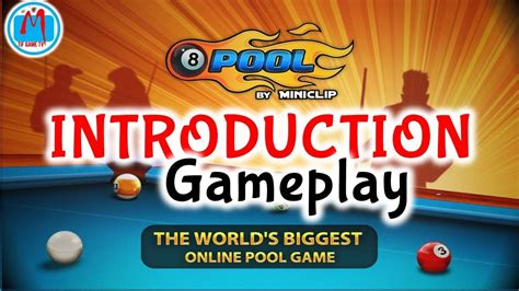 mobile miniclip introduction to 8 pool by miniclip live