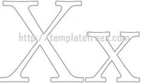 traceable letter templates for banners 1000 images about free printable letter stencils