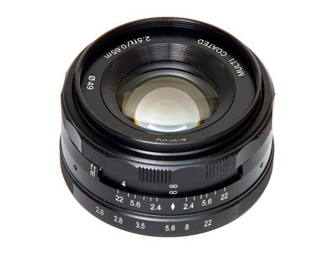 Lensa Canon 50mm F 1 8 meike 50mm f 2 0 lens review