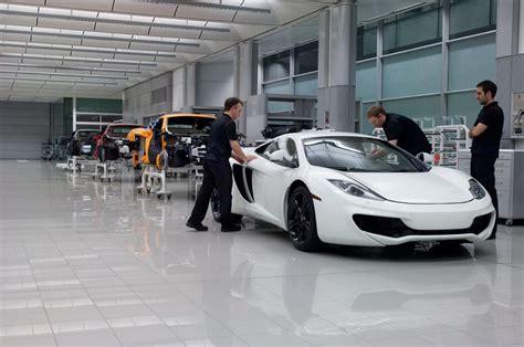 mclaren f1 factory mclaren announced new factory autoevolution