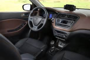 all new hyundai i20 interior detailed autoevolution