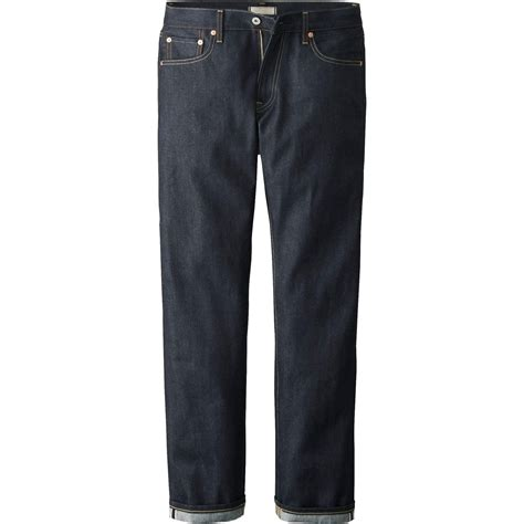 Uniqlo Selvedge Uniqlo Selvedge Leg Weston
