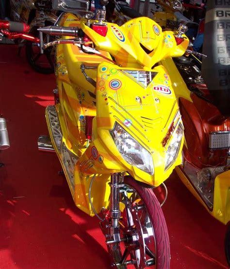 Majalah Otomotif Modifikasi by Modifikasi Kontes Honda Beat Terbaru 2011 Majalah
