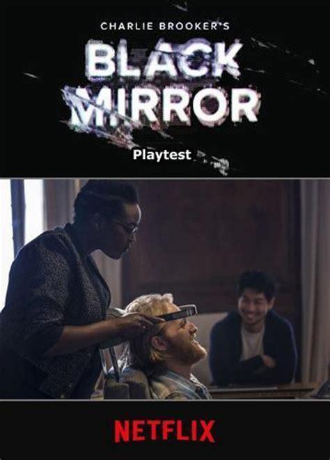 black mirror playtest black mirror playtesting tv 2016 filmaffinity