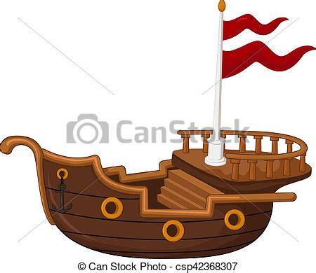 imagenes de barcos en caricatura barco pirata caricatura pirata barco vector