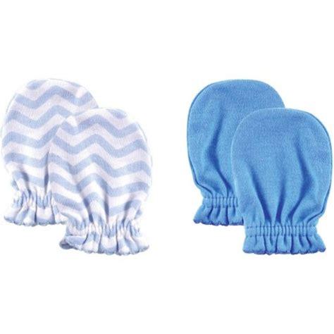 baby mittens boy luvable friends newborn baby boys scratch mittens 2 pack