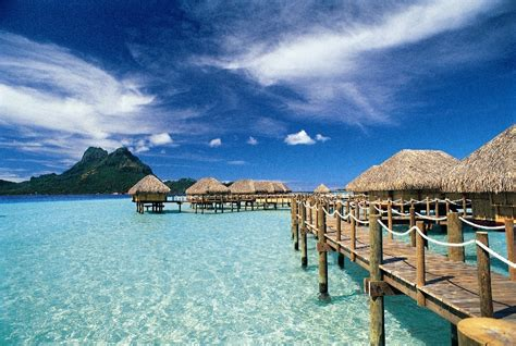 these over the water bungalows are coming to the caribbean pearl beach resort viaggi polinesia francese viaggio