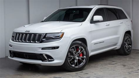 jeep srt 2015 2015 jeep grand cherokee srt information and photos