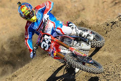 stewart motocross malcolm stewart sa seconde saison en 450cc mx circuit fr