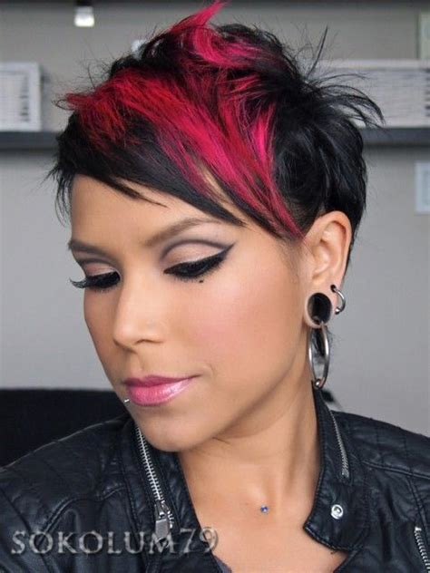highlights and low lights for a pixie cut 244 best images about short hair highlights lowlights on