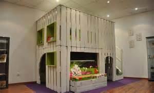 chambre enfant palette meuble en palette 81 id 233 es diy pour votre espace maison