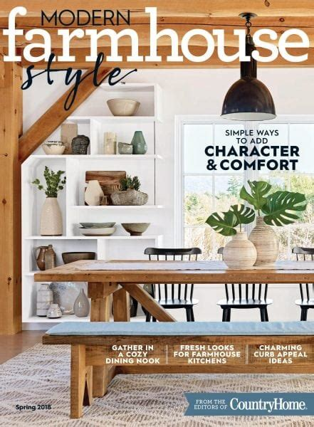 modern farmhouse style january 2018 pdf free