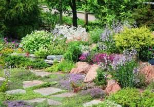 Garten Planen Hang Steingarten Anlegen In 5 Schritten Obi Anleitung