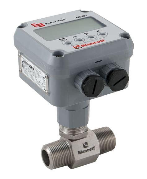 badger meter water meters flow instrumentation blancett b1500 series turbine flow meters badger meter