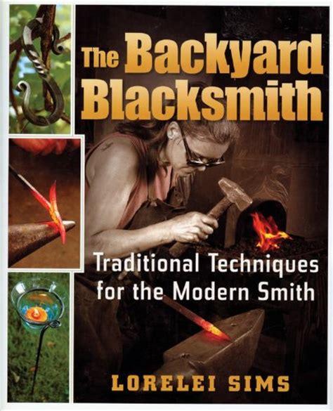 backyard blacksmith how to make a meat cleaver thehomesteadingboards com