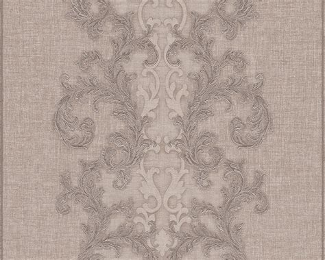 grey versace wallpaper wallpaper baroque silver grey as creation versace 96232 1