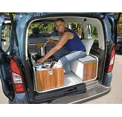 Camping Module For Smaller Vans  Happy Camper Pinterest